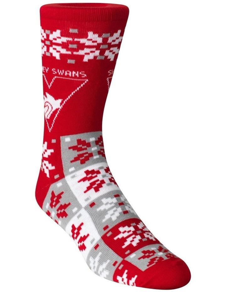 Sydney Ugly Xmas Socks image 2