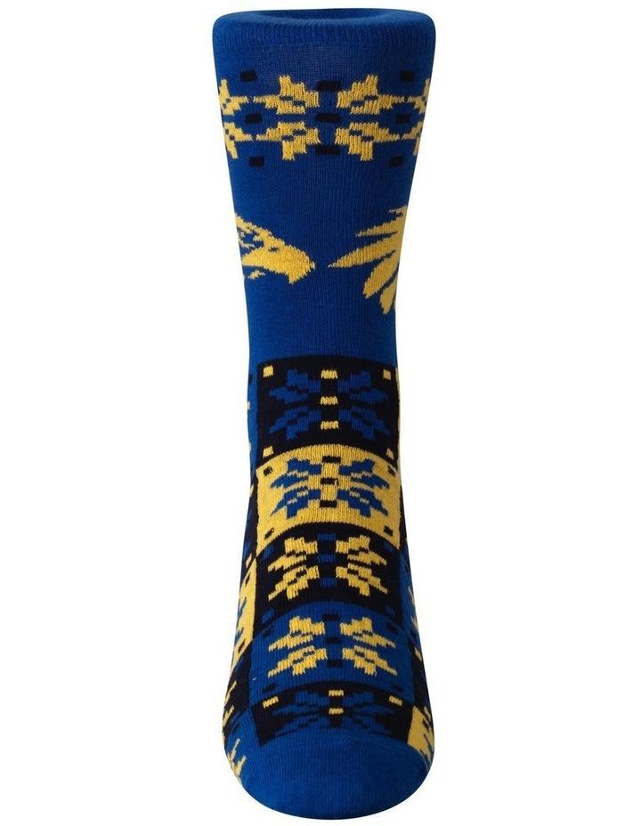 West Coast Ugly Xmas Socks image 1