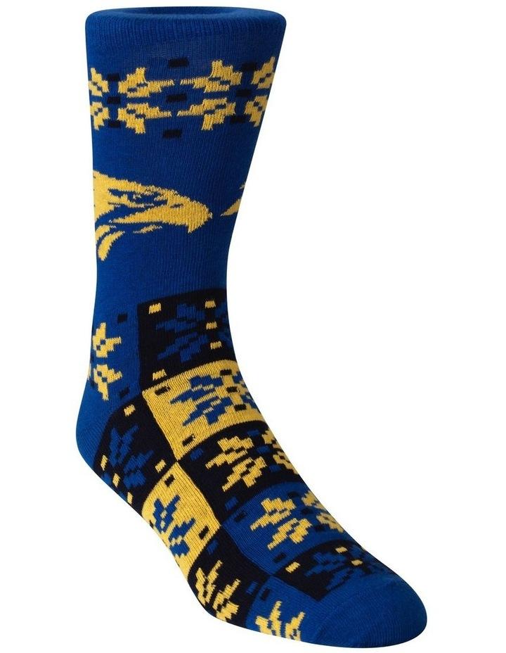 West Coast Ugly Xmas Socks image 2