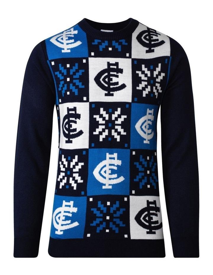 Carlton Mens Xmas Sweater image 1