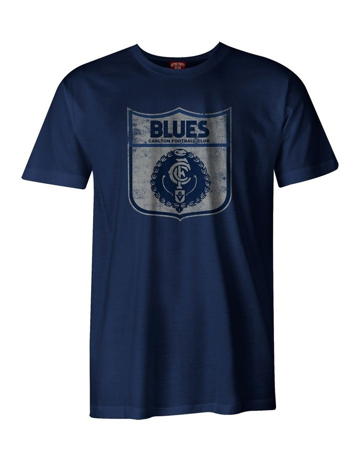 Blues Mens Vintage Tee image 1
