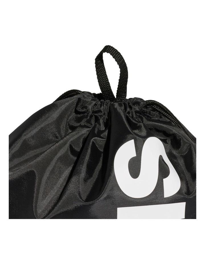 Linear Drawstring Backpack image 4