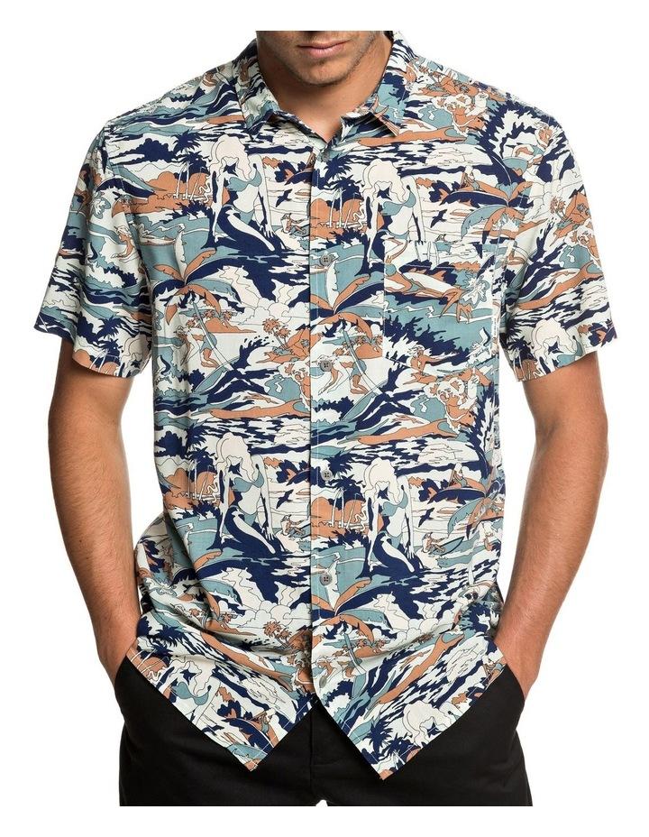 Feeling Fine Short Sleeve Shirt image 1
