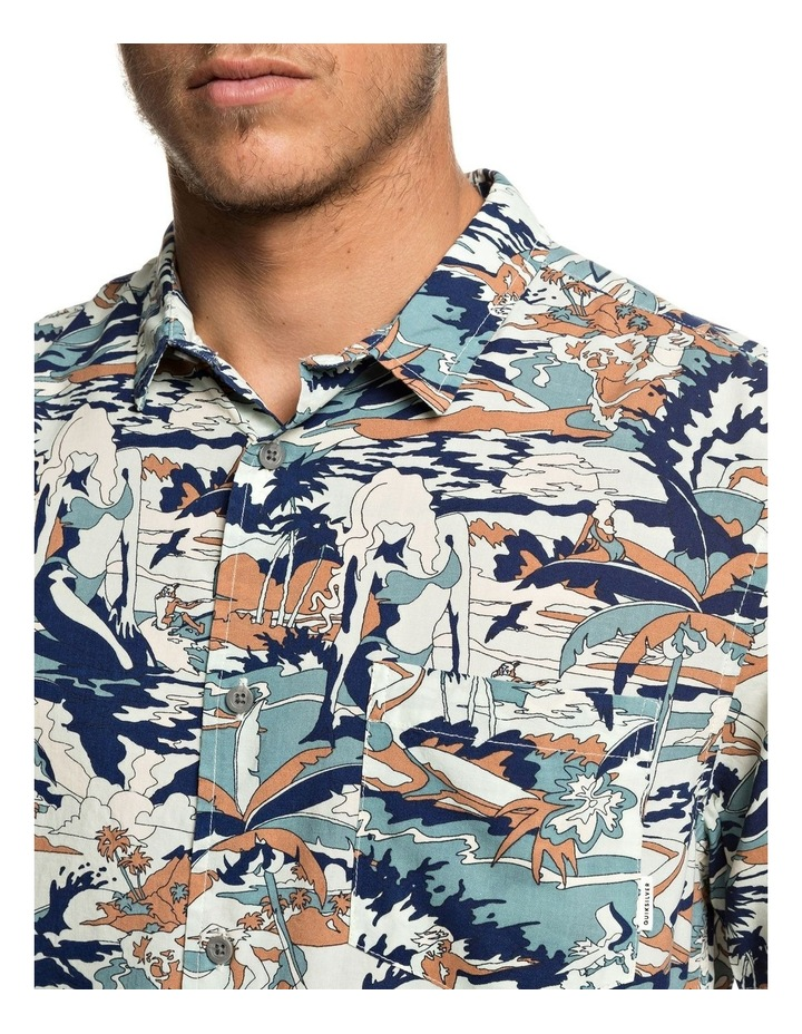 Feeling Fine Short Sleeve Shirt image 4