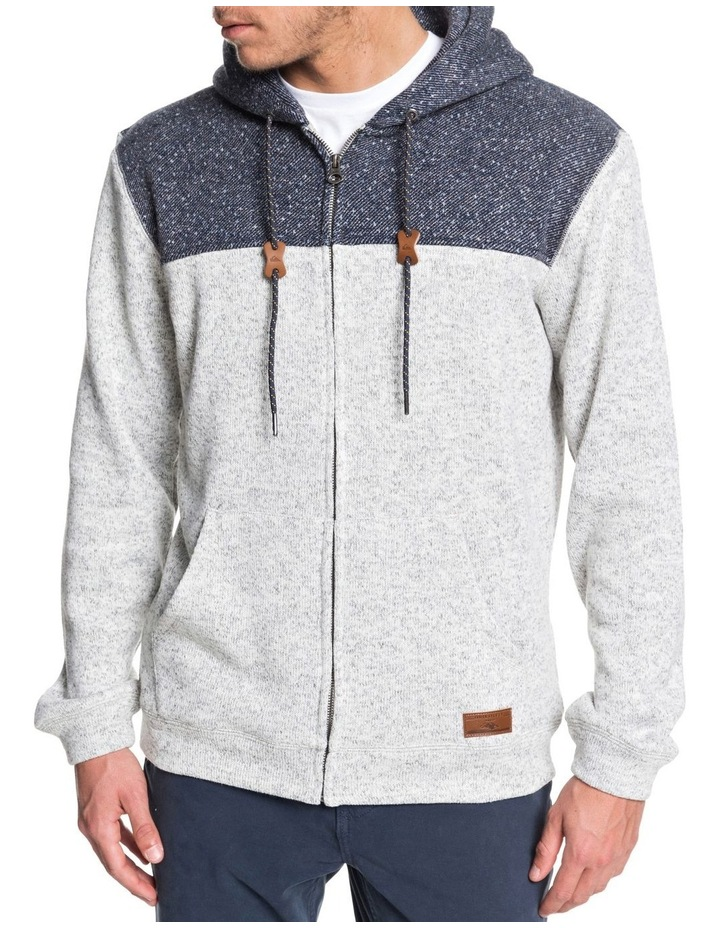 Keller Block Zip Sweat Top image 1