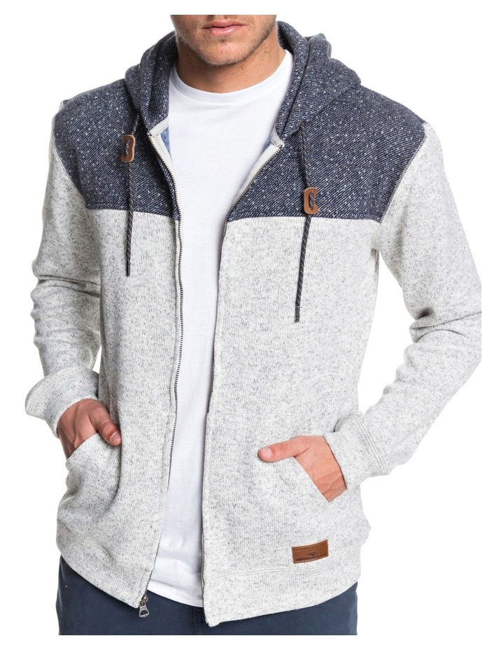 Keller Block Zip Sweat Top image 3