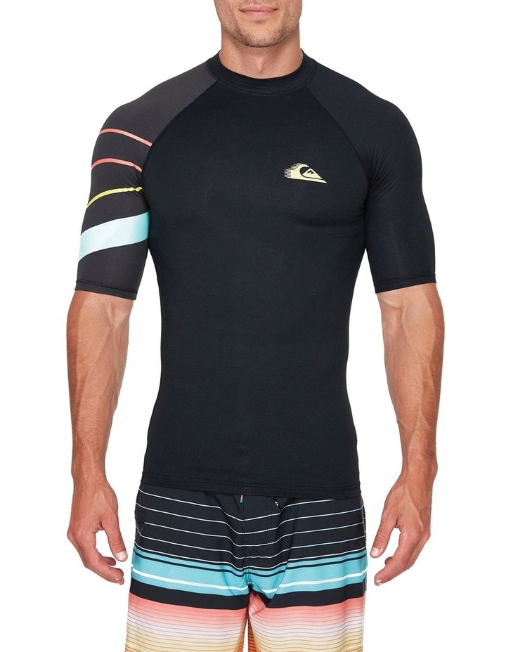 Active - Short Sleeve UPF 50 Rash Vest image 1
