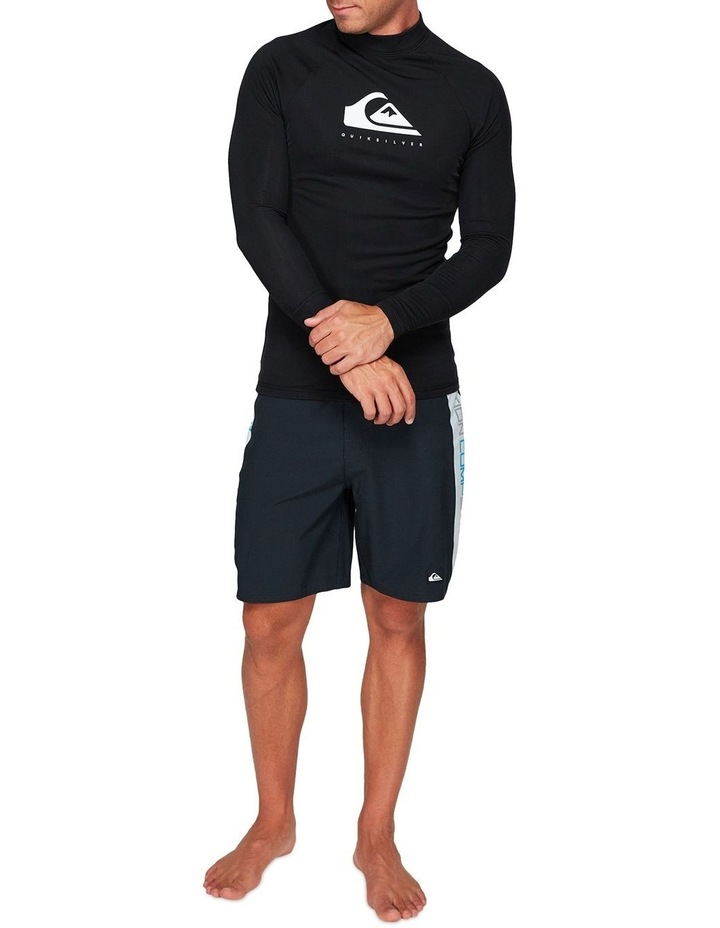 Heater Long Sleeve Upf 50 Rash Vest image 4