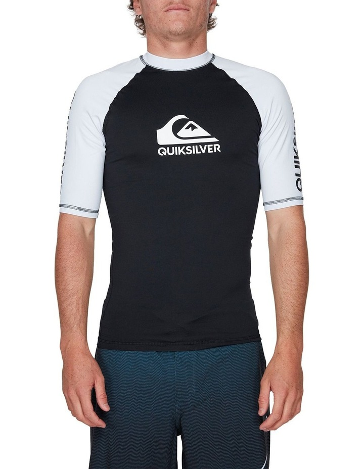 On Tour Short Sleeve Upf 50 Rash Vest image 1
