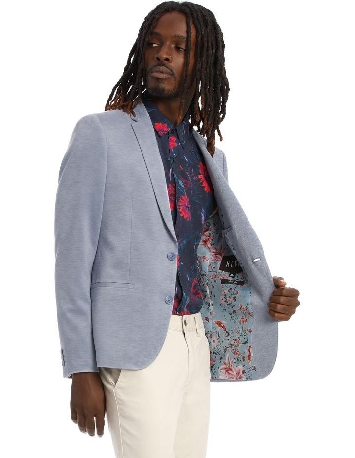 Leonardo Knit Blazer image 4