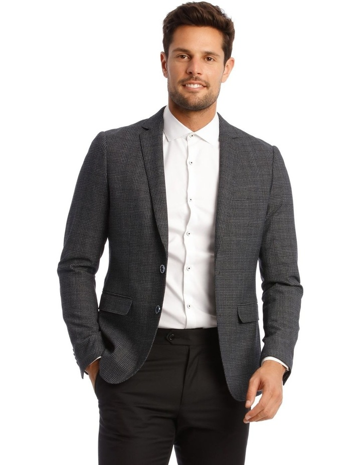 Mayfield Grey Check Blazer image 1