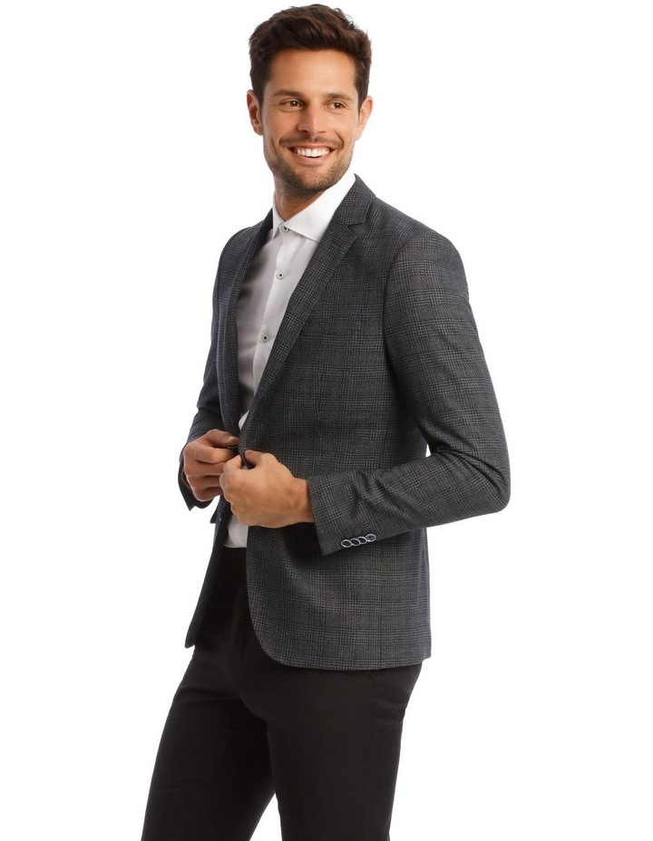 Mayfield Grey Check Blazer image 2