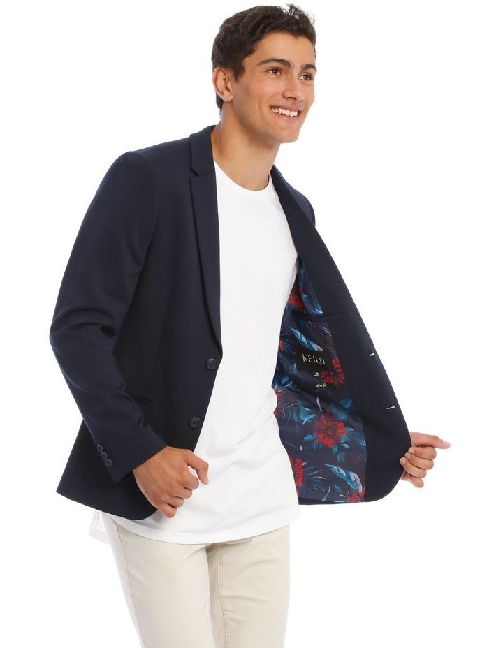 Leonardo Knit Blazer image 2
