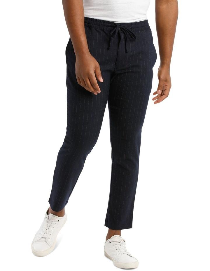 Mellark Elastic Waist Stripe Pant image 1