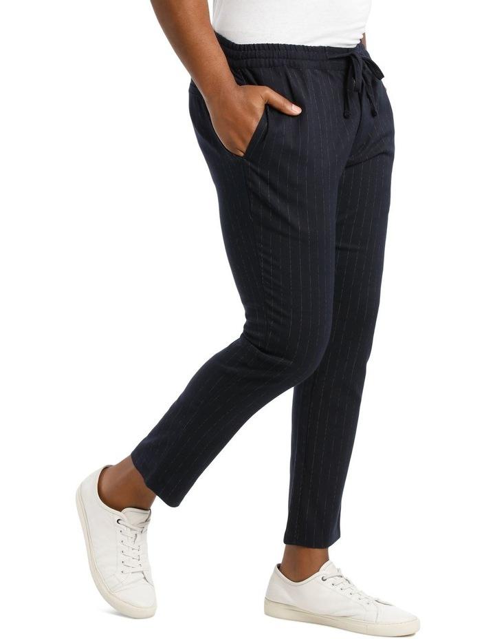 Mellark Elastic Waist Stripe Pant image 2