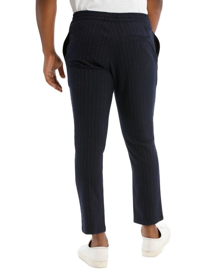 Mellark Elastic Waist Stripe Pant image 3