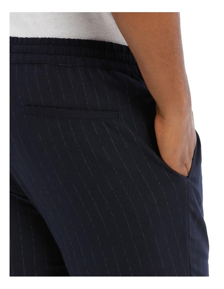 Mellark Elastic Waist Stripe Pant image 4