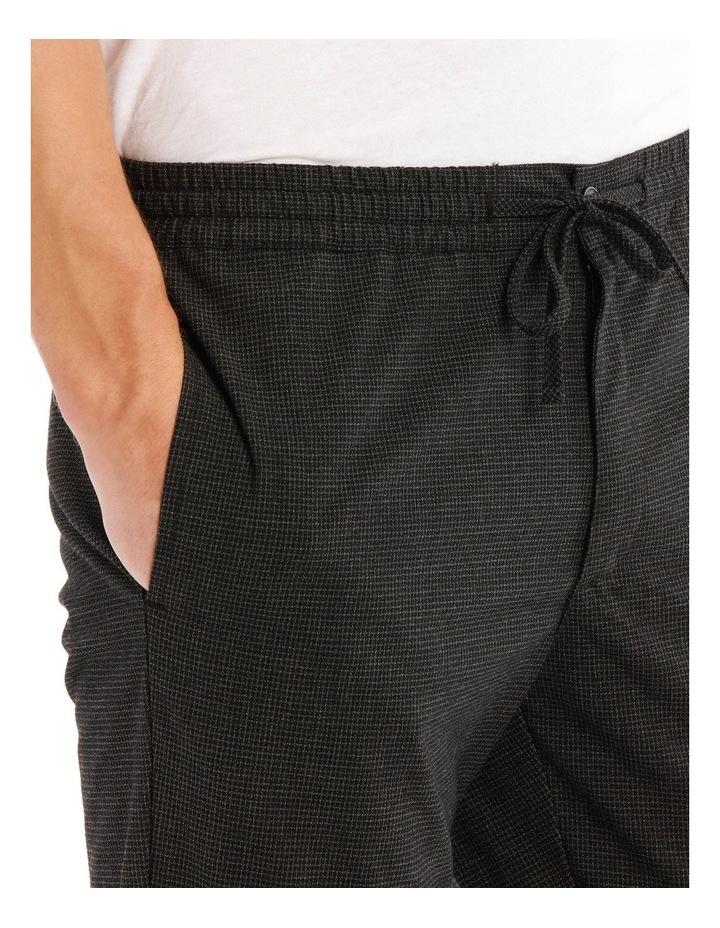 Vader Elastic Waist Check Pant image 4