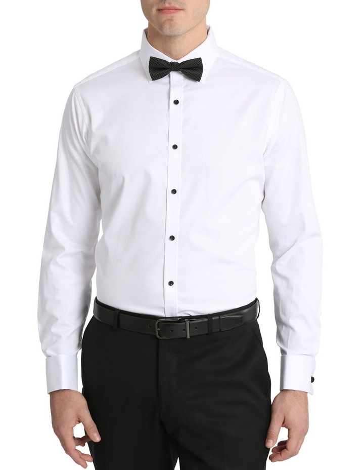 Tailored Fit Dinner Business Shirt image 2