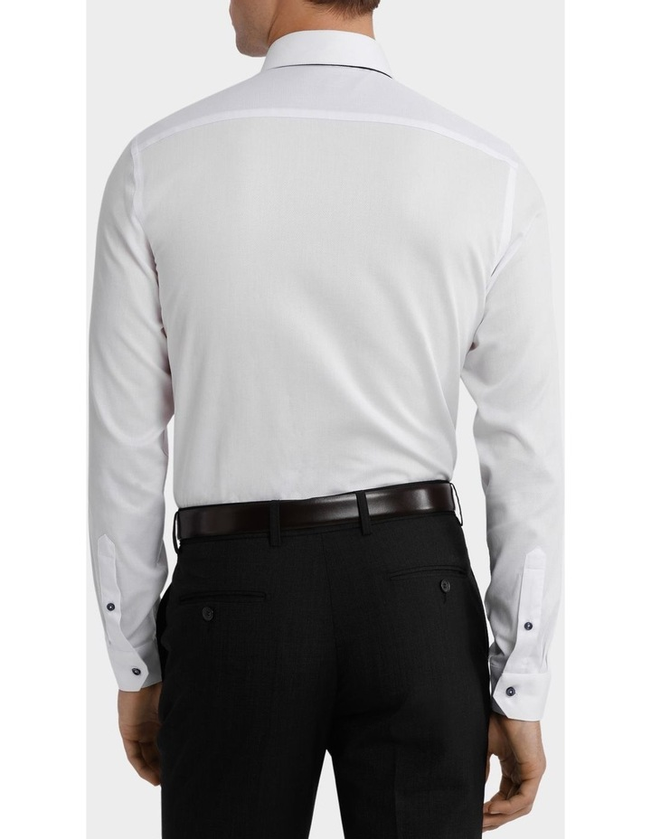 Tailored Fit Henry Business Shirt image 3