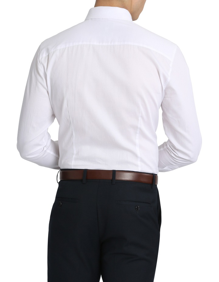 Slim Fit Zermatt Business Shirt image 3