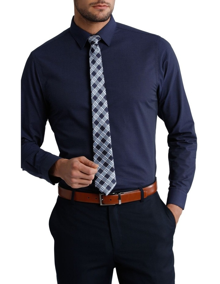 Ziggy Jacquared Business Shirt image 1