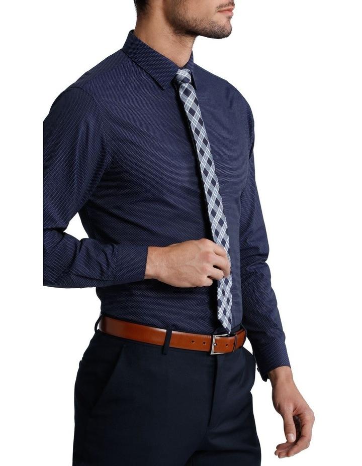 'Ziggy' Jacquared Business Shirt image 2