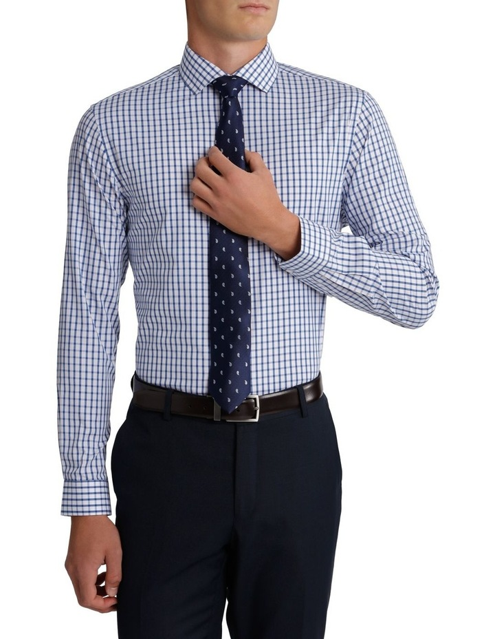 Bare Window Check Business Shirt image 1