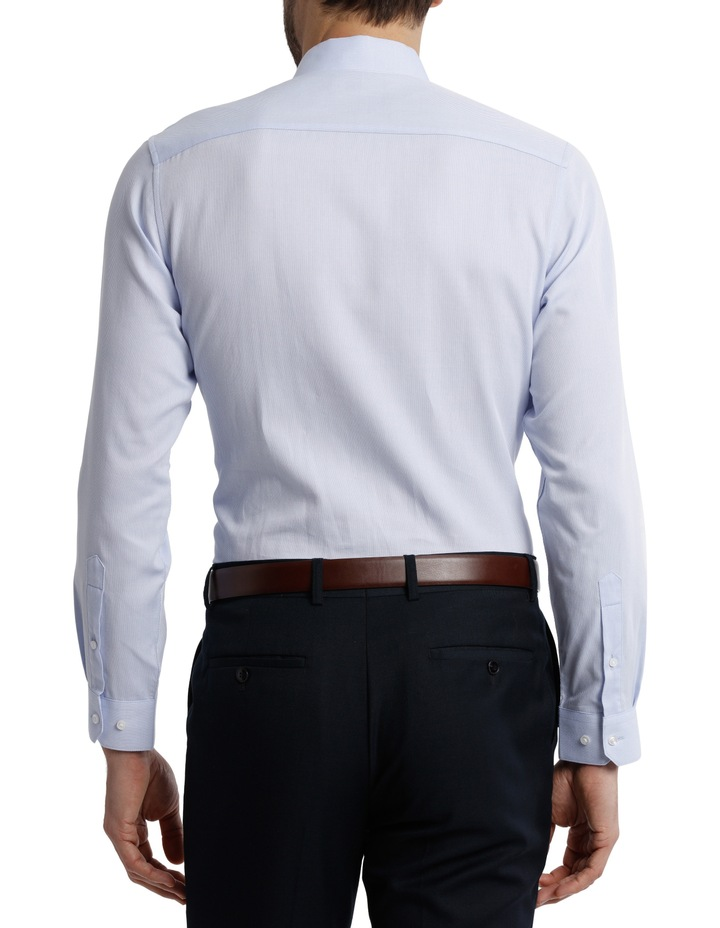 BLAQ Tailored Fit Light Blue Royal Oxford image 3