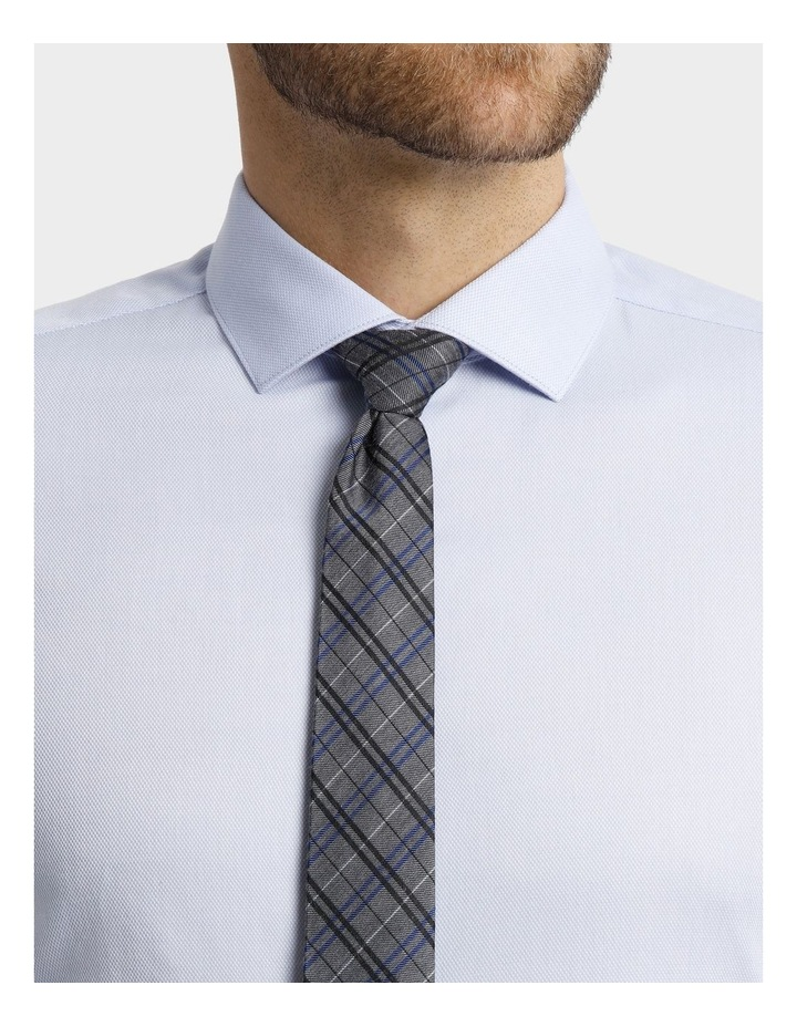 BLAQ Tailored Fit Light Blue Royal Oxford image 8