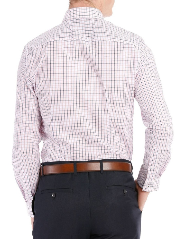 Pink And Navy Check image 3