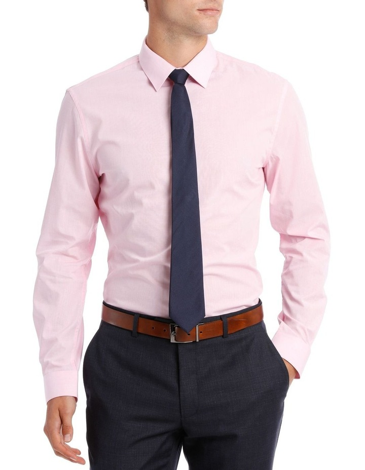 Slim Fit Hot Price Pink End On End image 1