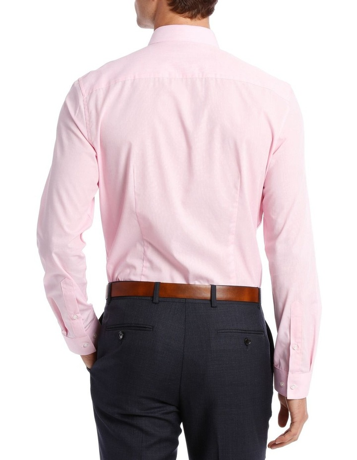 Slim Fit Hot Price Pink End On End image 3