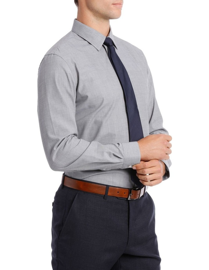 Slim Fit Hot Price Grey End On End image 2