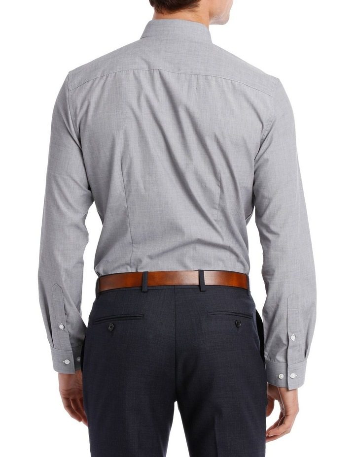 Slim Fit Hot Price Grey End On End image 3