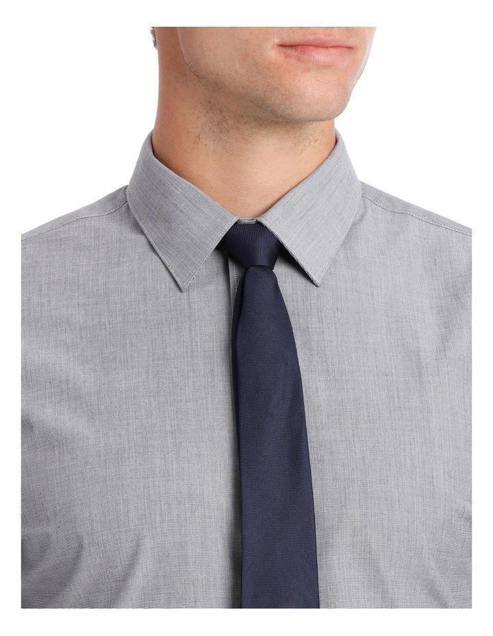 Slim Fit Hot Price Grey End On End image 4