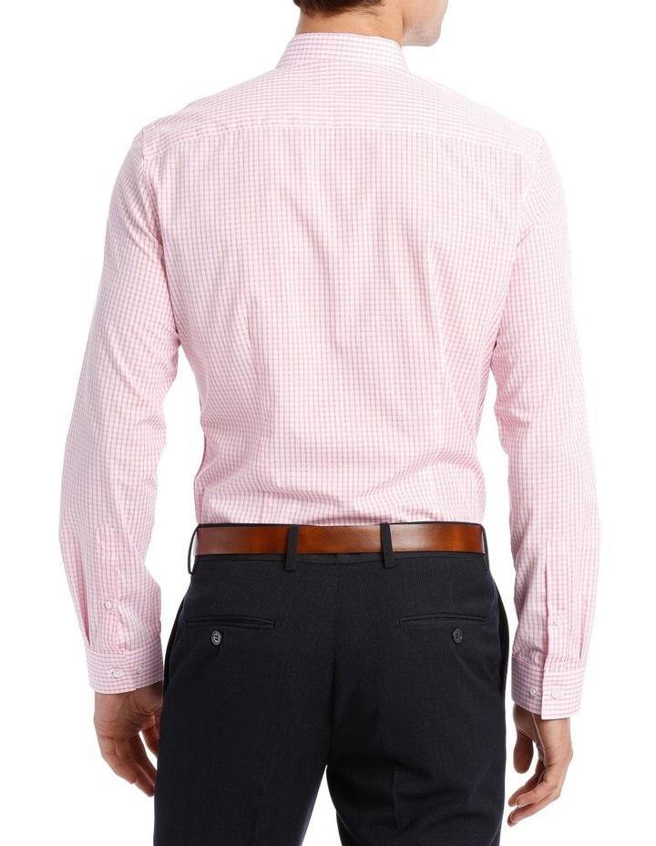 Slim Fit Hot Price Pink Check image 3
