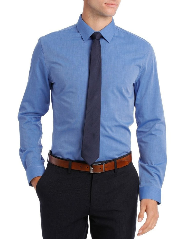 Slim Fit Hot Price Blue End On End image 1