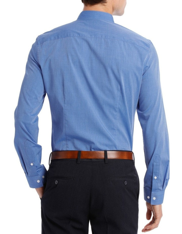 Slim Fit Hot Price Blue End On End image 3