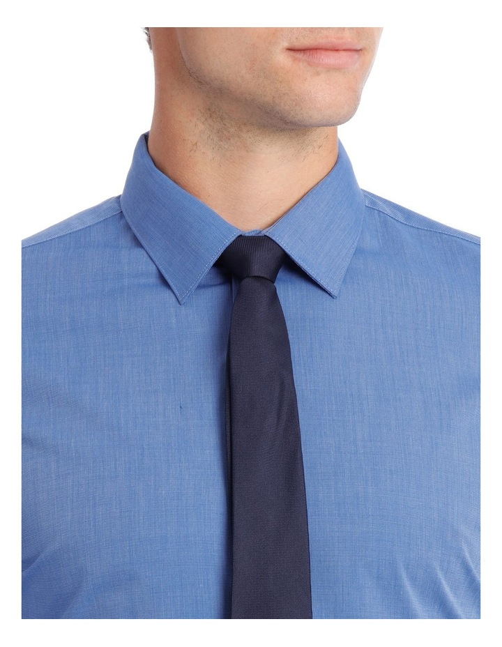 Slim Fit Hot Price Blue End On End image 4