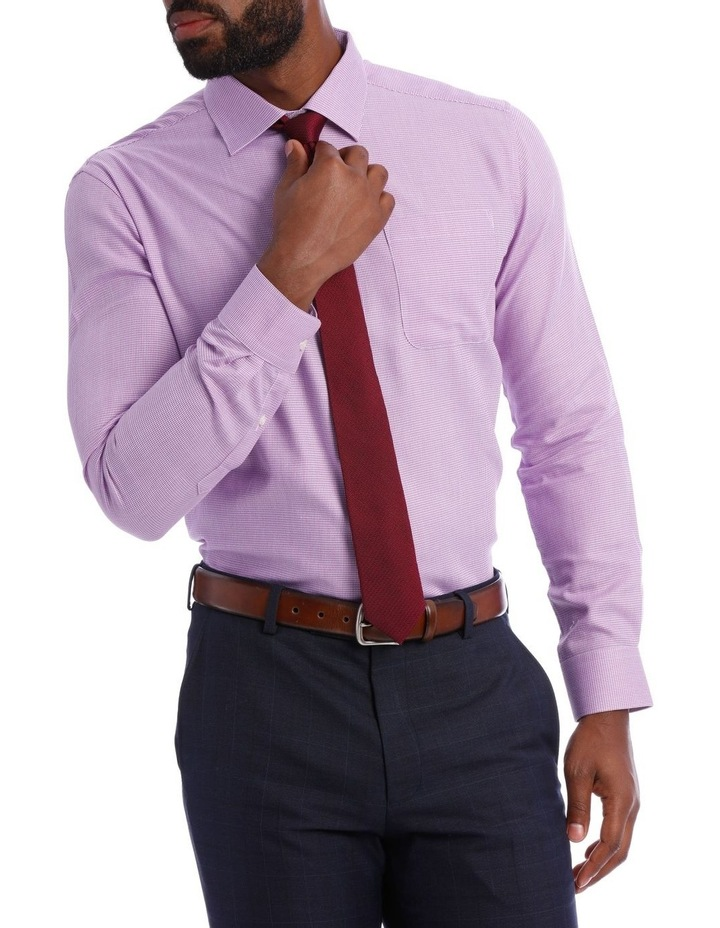Lilac Puppytooth Classic Fit image 1