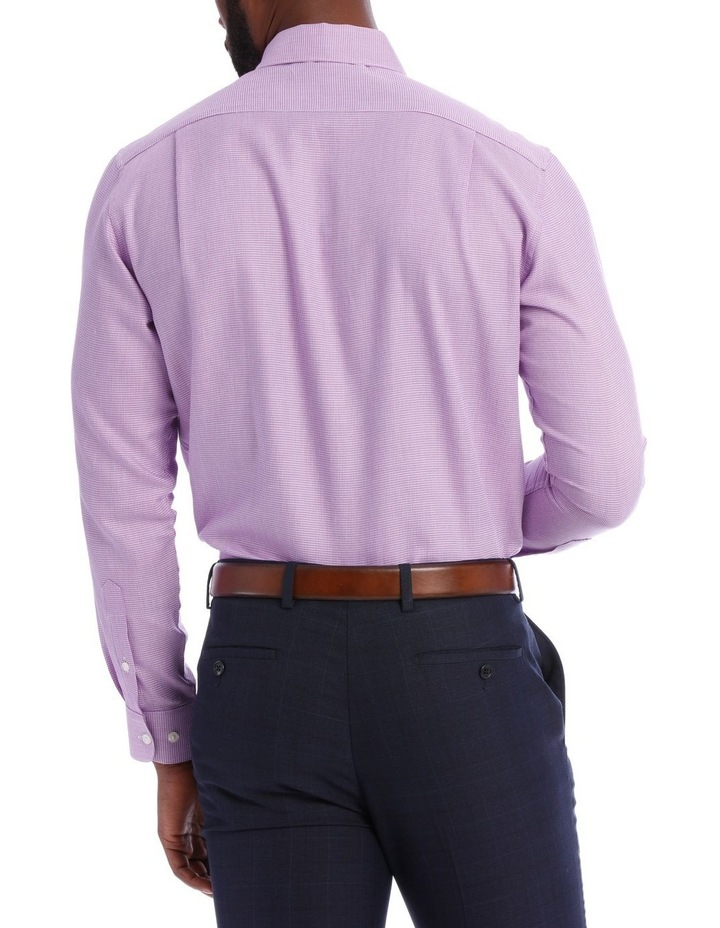 Lilac Puppytooth Classic Fit image 3