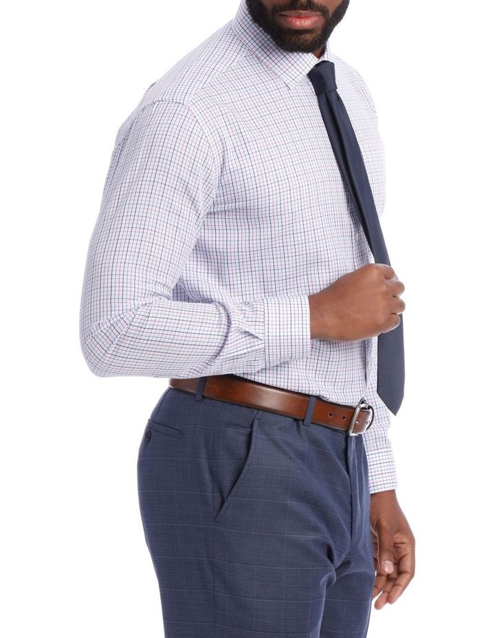 Grid Check Classic Fit Business Shirt image 2