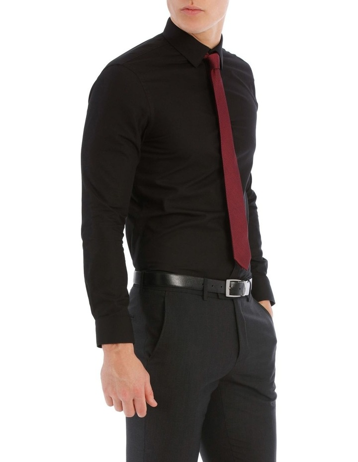 Slim Fit Twill Business Shirt image 2
