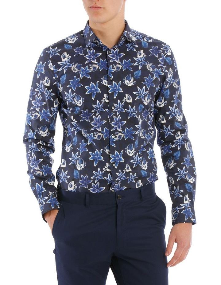 Minack Printed Floral Long Sleeve Shirt image 1