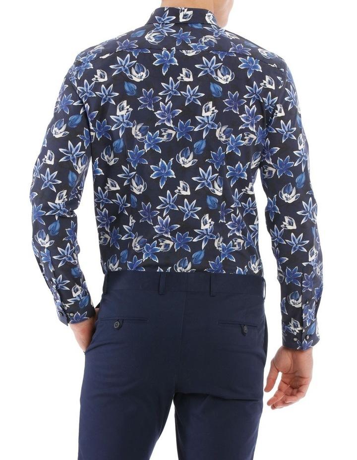 Minack Printed Floral Long Sleeve Shirt image 3