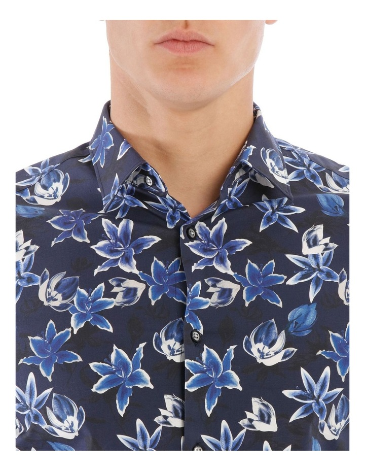 Minack Printed Floral Long Sleeve Shirt image 4