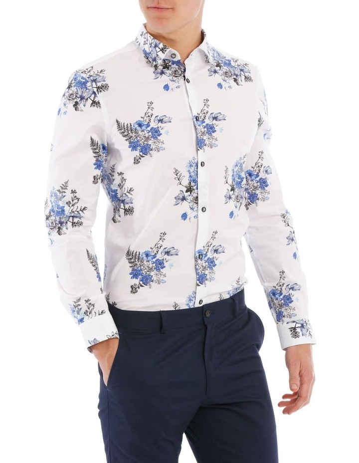 Palais Printed Floral Long Sleeve Shirt image 1