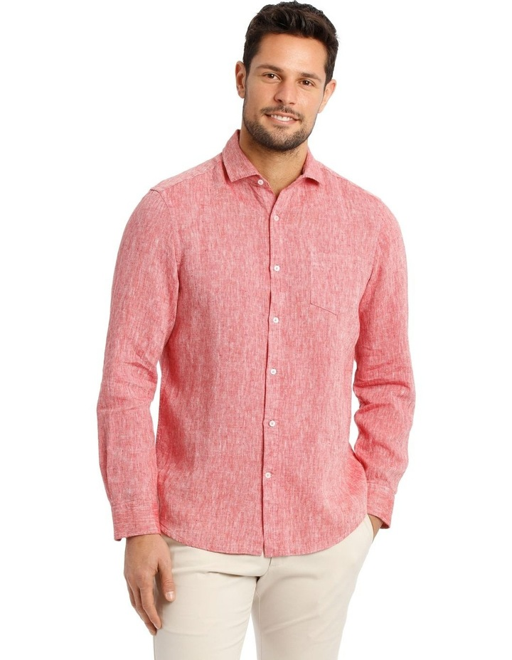 Dolce Linen Long Sleeve Shirt image 1