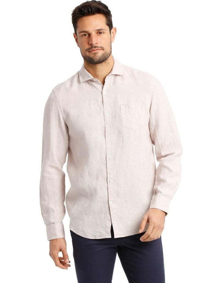 Dolce Linen Ls Shirt image 1